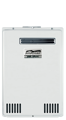 GT-140-NEH - Condensing Ultra-Low NOx Outdoor 120,000 BTU Natural Gas Tankless Water Heater