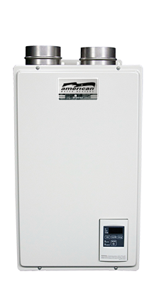 GT-140-NIH - Condensing Ultra-Low NOx Indoor 120,000 BTU Natural Gas Tankless Water Heater