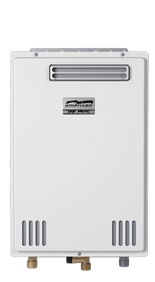 GT-310U-E - Non-Condensing Ultra-Low NOx Outdoor Natural Gas/Liquid Propane Tankless Water Heater