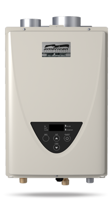 GT-310U-I - Non-Condensing Ultra-Low NOx Indoor Natural Gas/Liquid Propane Tankless Water Heater