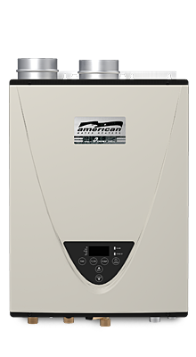 GT-340-NIH - Condensing Ultra-Low NOx Indoor 180,000 BTU Natural Gas Tankless Water Heater