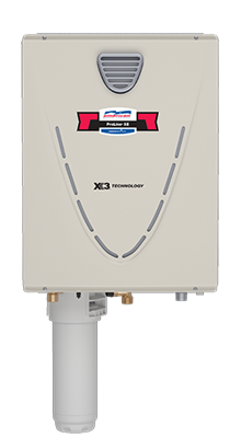 GT-540X3-NEH - Condensing Ultra-Low NOx Outdoor 199,000 BTU Natural Gas Tankless Water Heater