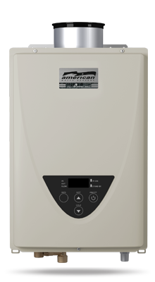 GT-310C-NI - Non-Condensing Concentric Vent Indoor Tankless Water Heater