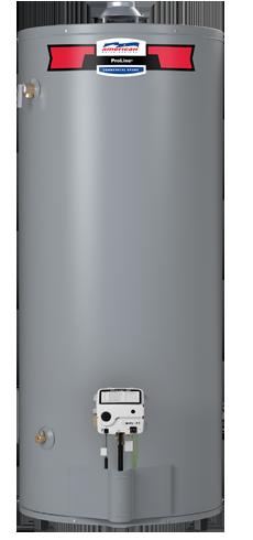 G62-75T75-4PV - 74 Gallon 75,100 BTU Ultra-High Recovery Liquid Propane Water Heater - 6 Year Warranty