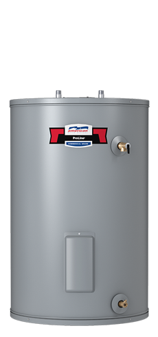 E6N-30LB - 30 Gallon Lowboy Top Connect Standard Electric Water Heater - 6 Year Limited Warranty