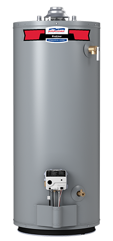 GU62-40S40 - 40 Gallon Ultra-Low NOx Natural Gas Water Heater - 6 Year Warranty