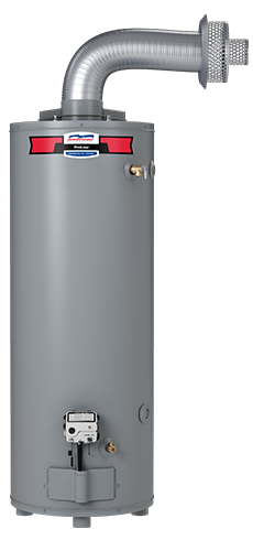 DVUG62-40S36-NV - 40 Gallon Ultra-Low NOx Direct Vent Natural Gas Water Heater - 6 Year Warranty