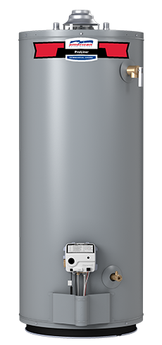 G62-40S40R - ProLine® 40 Gallon Atmospheric Vent Natural Gas Water Heater - 6 Year Warranty
