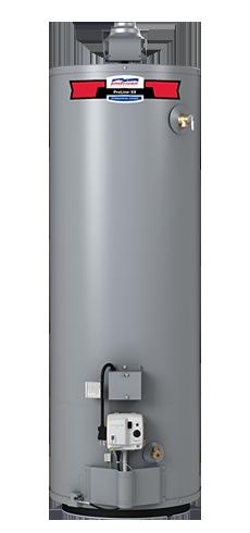 FDG62 50T40 3NVR - ProLine® XE 50 Gallon Tall High Efficiency Flue Damper Natural Gas Water Heater - 6 Year Warranty