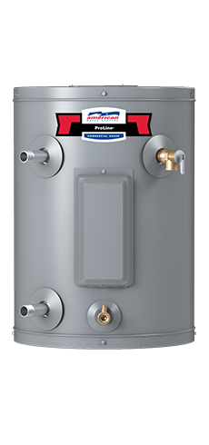 E61-12U-015SV - ProLine® 12 Gallon Compact Electric Water Heater - 6 Year Warranty