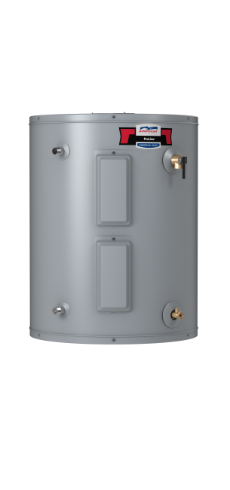 E6N-30LS - 28 Gallon Lowboy Side Connect Specialty Electric Water Heater - 6 Year Limited Warranty