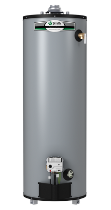 ao smith gas water heater. 50 Gallon Tall 12-Year 40,000 BTU Natural Gas Water Heater Ao Smith