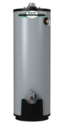 Natural Gas Hot Water Heaters A O Smith Signature Series