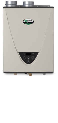 Tankless Water Heater Condensing Ultra-Low NOx Indoor 160,000 BTU Propane