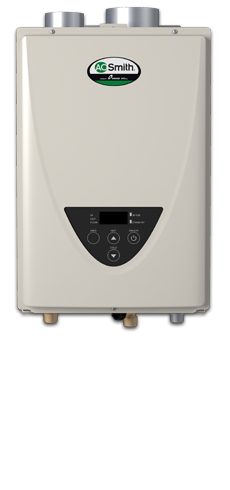 Tankless Water Heater Non-Condensing Ultra-Low NOx Indoor 199,000 BTU Natural Gas