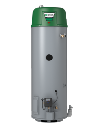 Vertex Vent 50 Gallon Gas Water Heater