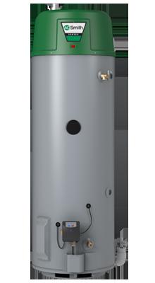 Vertex Power Vent 50 Gallon Gas Water Heater