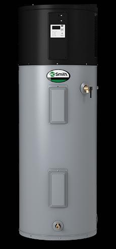 Voltex Hybrid Electric Heat Pump 66 Gallon Water Heater Model Fhpt
