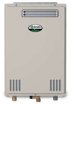 Tankless Water Heater Non-Condensing Ultra-Low NOx Outdoor 199,000 BTU Natural Gas