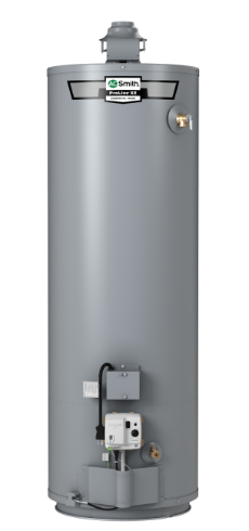 ProLine® XE High Efficiency Flue Damper 50-Gallon Gas Water Heater