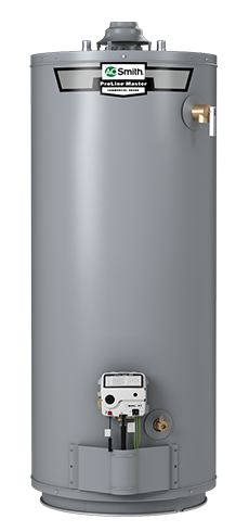 ProLine® Master 50-Gallon Gas Water Heater