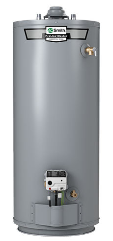 ProLine® Master Ultra-Low NOx 40-Gallon Gas Water Heater