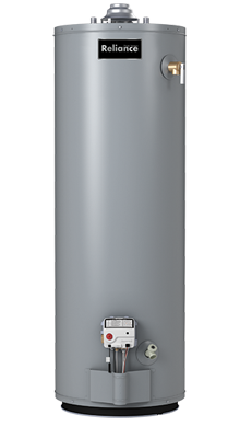 6 30 POCT - 30 Gallon Tall Propane Gas Water Heater - 6 Year Warranty