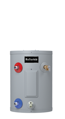6 30 EOMSS K - 28 Gallon Compact Electric Water Heater - 6 Year Warranty