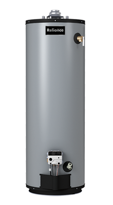 12 40 UNACT - 40 Gallon Tall Ultra Low NOx Natural Gas Water Heater - 12 Year Warranty