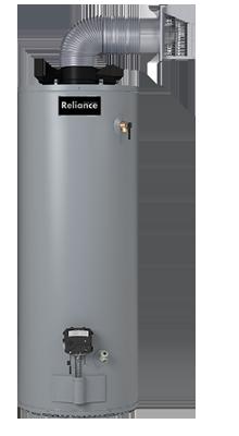 6 40 HBDS - 40 Gallon Direct Vent Liquid Propane Water Heater - 6 Year Warranty