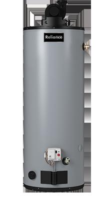 6 75 HRVHTL - 75 Gallon High Recovery Power Vent Liquid Propane Water Heater - 6 Year Warranty