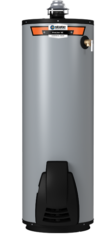 ProLine® XE High Efficiency Non-Condensing Ultra-Low NOx Flue Damper 40-Gallon Gas Water Heater
