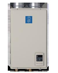 Tankless Water Heater Condensing Indoor 120 000 Btu Natural