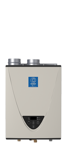 Tankless Water Heater Condensing Ultra-Low NOx Indoor 160,000 BTU Natural Gas