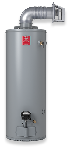 Direct Vent 50 Gallon Propane Water Heater