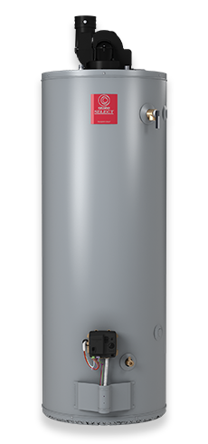Select 174 Power Direct Vent 40 Gallon Propane Water Heater