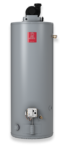 Select® Power Vent 50-Gallon Propane Water Heater