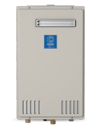 Tankless Water Heater Condensing Outdoor 120 000 Btu Natural