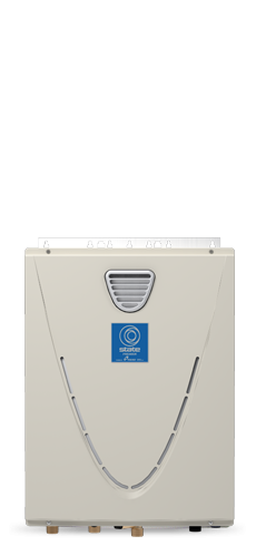 Tankless Water Heater Condensing Ultra-Low NOx Outdoor 199,000 BTU Natural Gas
