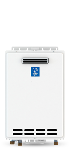Tankless Water Heater Non-Condensing Outdoor 199,000 BTU Natural Gas