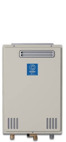 Tankless Water Heater Non-Condensing Ultra-Low NOx Outdoor 190,000 BTU Natural Gas/Propane