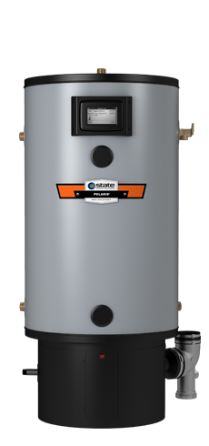 ProLine XE Polaris® High Efficiency GHX 34 130 N Power Direct Vent 34-Gallon Gas Water Heater