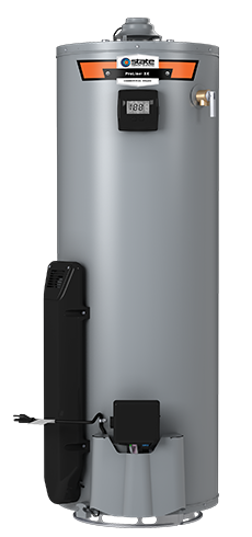 40 gallon gas hot water heater reviews