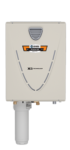 Tankless Water Heater Condensing Ultra-Low NOx Outdoor 199,000 BTU Liquid Propane
